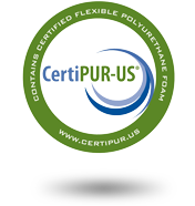 CertiPUR-US - Contains Certified Flexible Polyurethane Foam - Bedding Certifications - Danican Private Label Bedding Manufacturer