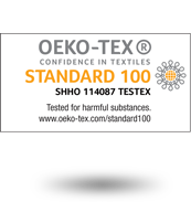 Bedding Certifications - Oeko-tex Standard 100 - Confidence in Textiles - Danican Private Label Bedding Manufacturer