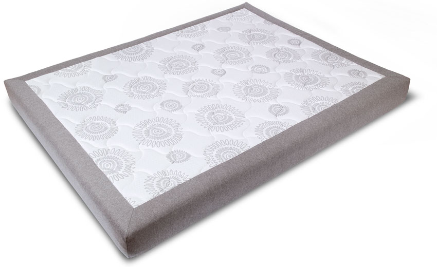 Private Label Matress Manufacturer - Hybrid Coil and Memory Foam Mattress - Danican 3DFlo Mattress