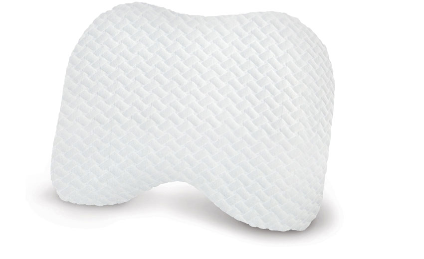Memory Foam Curved Pillow - Better Nights Sleep - Danican Private Label Bedding