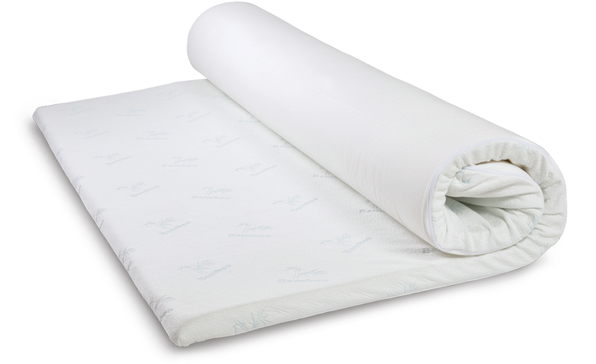 Bamboo Memory Foam Mattress Topper - Danican Private Label Mattress Topper Manufacturer